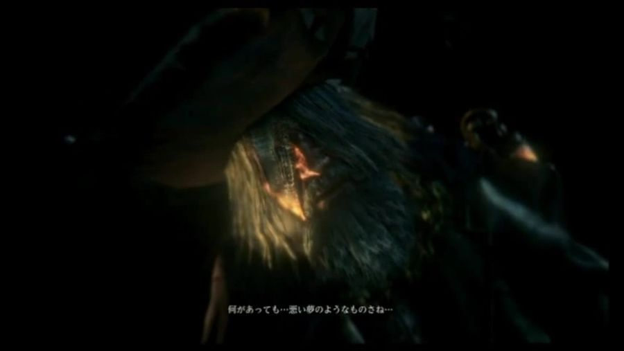 SCE公式 New Bloodborne footage 13-2-15.mp4_000371942_