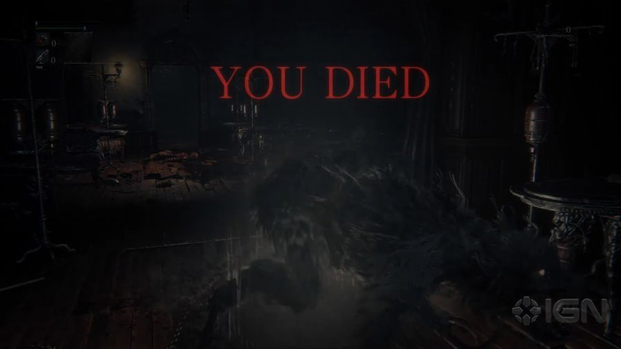 Bloodborne- The First 18 Minutes - IGN First.mp4_000180981