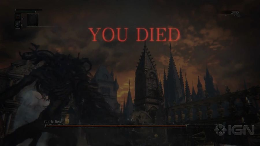 Bloodborne- The First 18 Minutes - IGN First.mp4_001134350